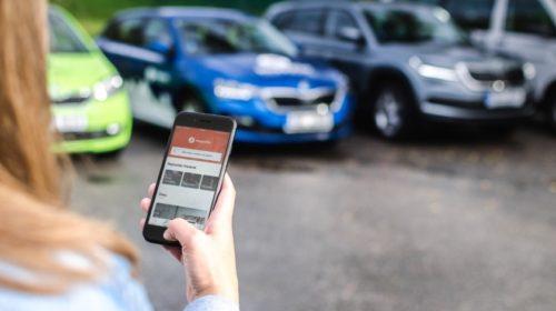 P2P carsharing se v ČR těší velké oblibě
