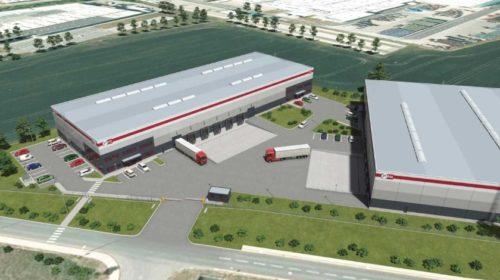 Kolem závodu Škoda Auto dochází místo pro výstavbu hal