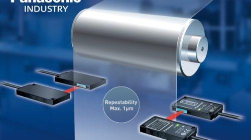 Nový laserový měřicí senzor HG-T s opakovatelností 1 µm