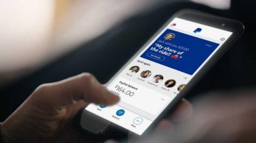 Vylepšená mobilní aplikace PayPal