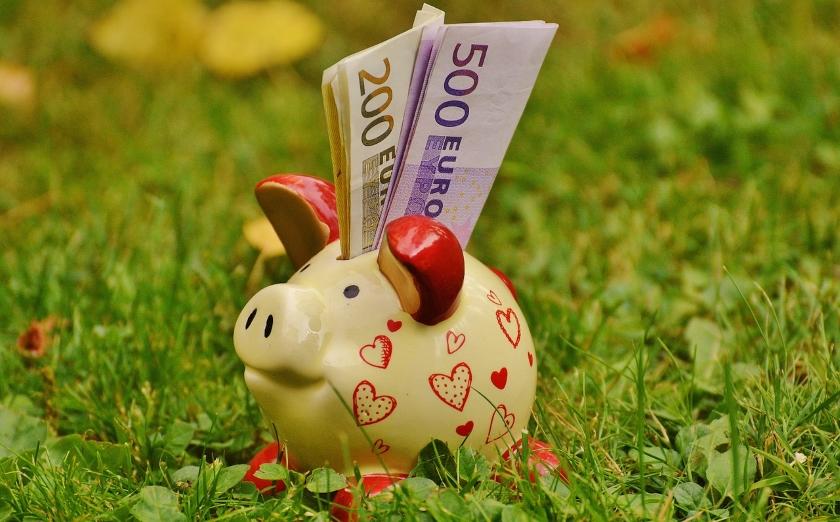 Piggy Bank 500 Euro 200