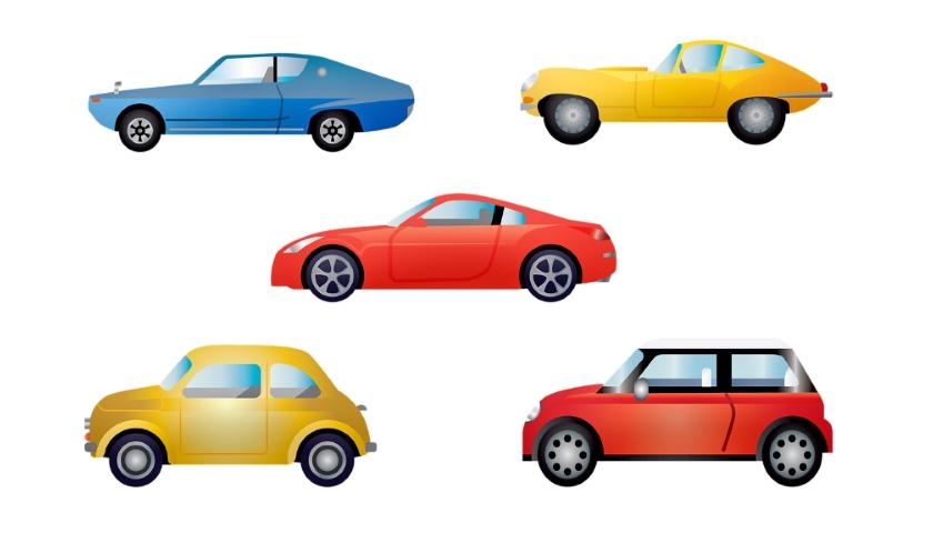 Počet krádeží vozidel