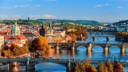 Ceny pronájmů v Praze padají