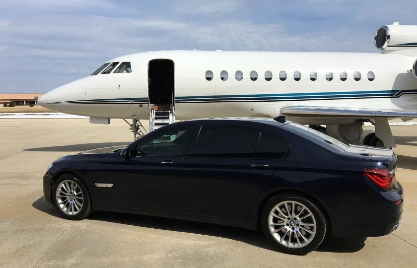 Private jet B2B