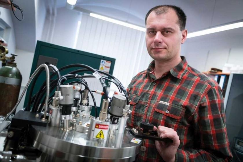 Profesor Tomáš Polcar