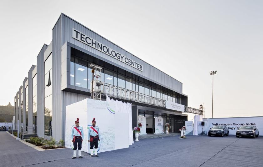 Projekt INDIA 2.0 ŠKODA a Volkswagen Group