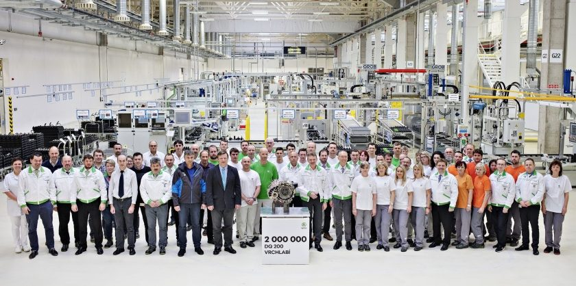 SKODA-AUTO-produces-two-millionth-DQ-200-1