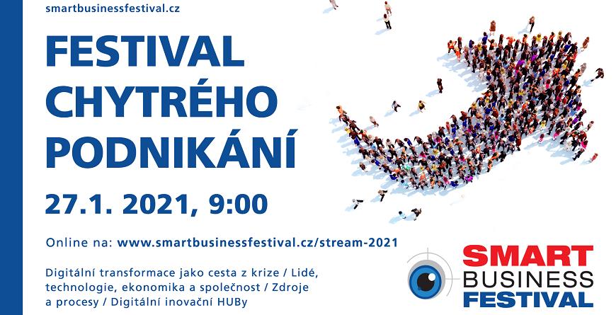 Smart Business Festival CZ 2020-21