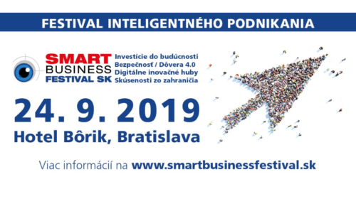 Konference: Smart Business Festival v Bratislavě