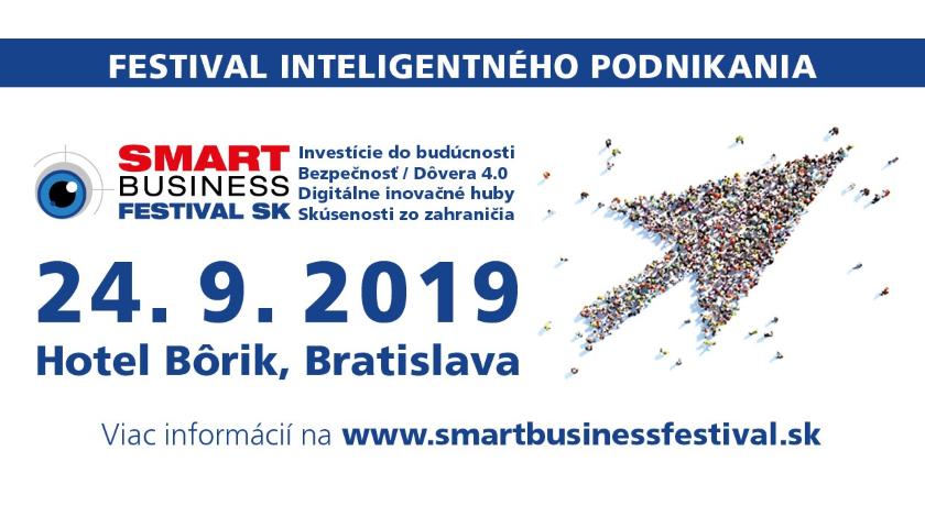 Smart Business Festival SK 2019