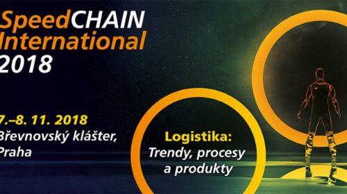 Logistická konference SpeedCHAIN 2018
