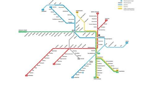 Systém elektrického napájení pro metro ve Stockholmu