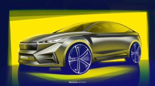 Elektromobilita: Studie VISION iV