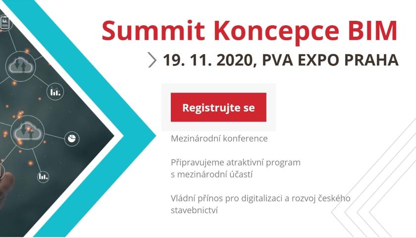 Summit Koncepce BIM 2020