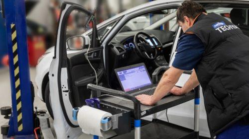 Carvago s GEFCO představily testovací centrum ojetých automobilů TechYard