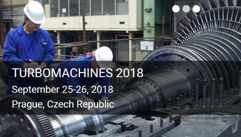 Turbomachines 2018