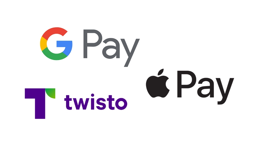 Twisto Apple Google Pay