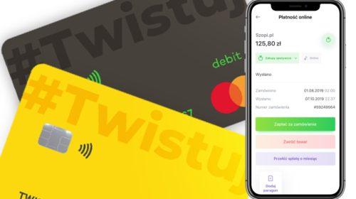Twisto spustilo platební kartu v Polsku