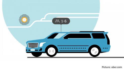 V Praze dnes startuje nová služba UberXL