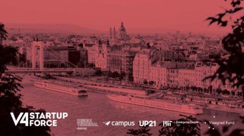 Whalebone vyrazí do zahraničí s programem V4 Startup Force