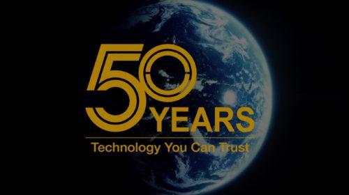 50 let důvěryhodných technologií