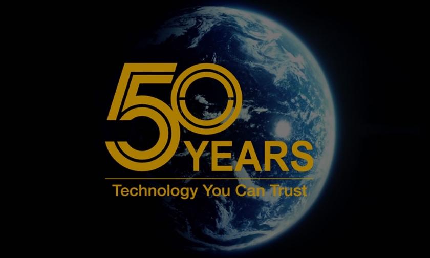 Verbatim 50 years