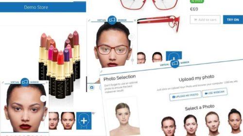 e-shop: Virtuální zrcadla změní způsob nakupování