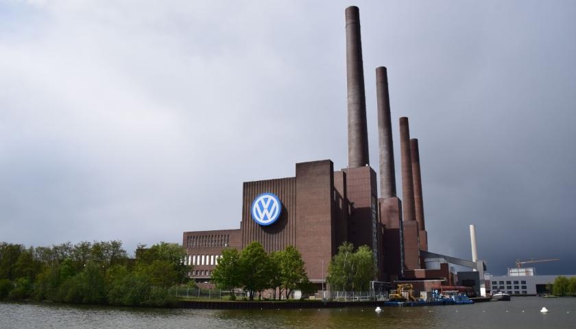 Volkswagen ve Wolfsburgu
