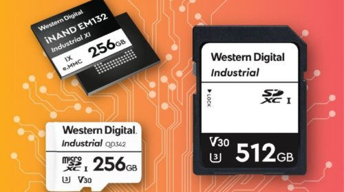 Western Digital podporuje přechod na Průmysl 4.0