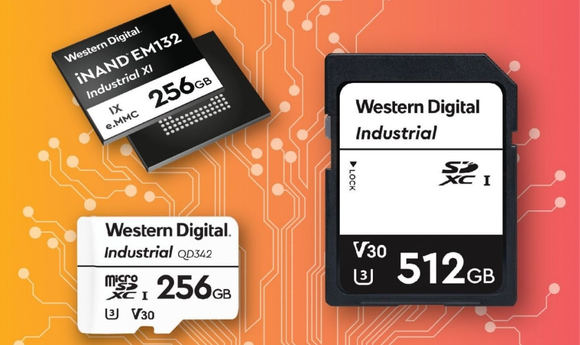 Western Digital Industrial