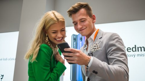 Xiaomi otevřelo nový obchod v Ostravě