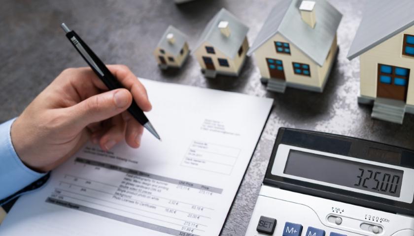 Zdaňování pronájmu nemovitostí