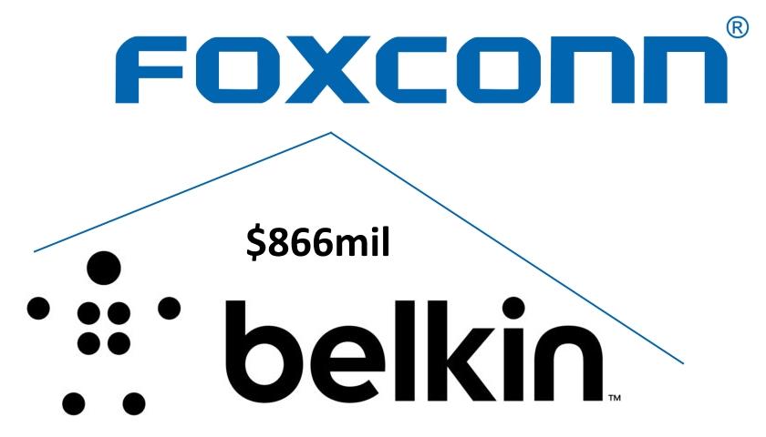 belkin foxconn
