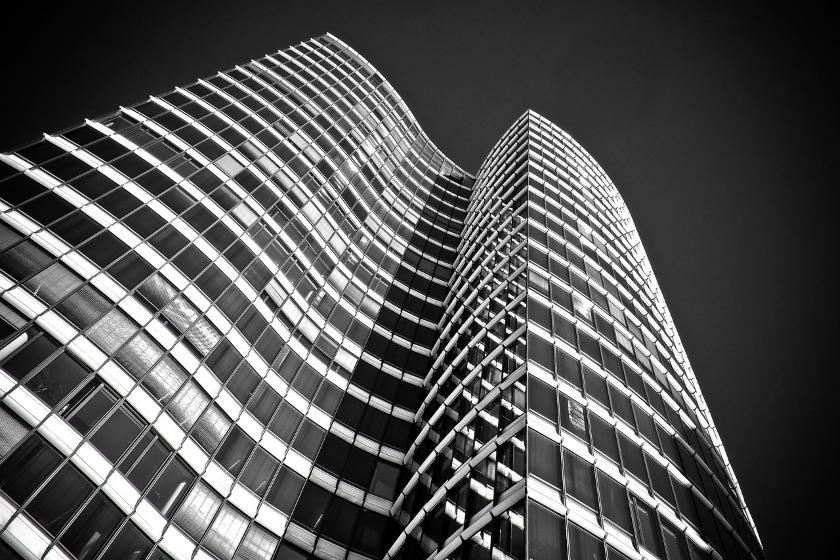 budova mrakodrap