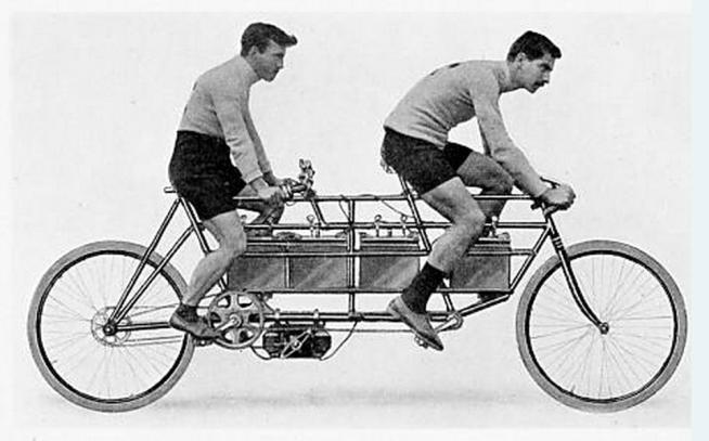 elektro dvojbycikl