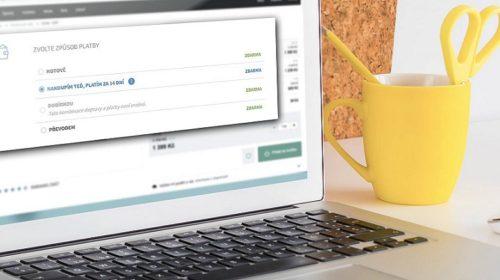 E-commerce fintech boduje výsledky a turboonboardingem