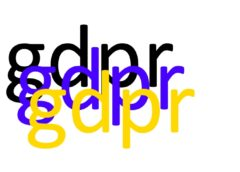 gdpr DNA