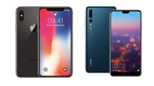 Průzkum Gartner: Huawei odsunulo Apple na třetí místo mezi výrobci chytrých telefonů