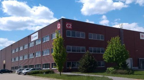 DB Schenker si pronajme 7 000 m2 v P3 Prague Horní Počernice