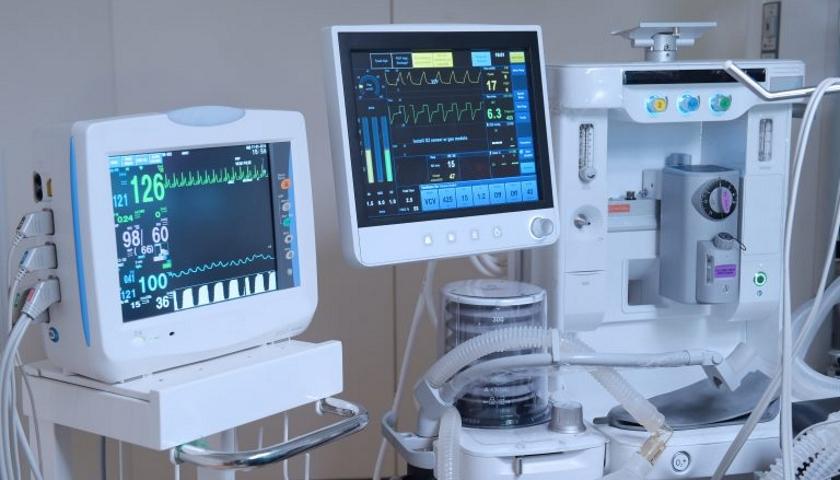 nemocnice pristroje
