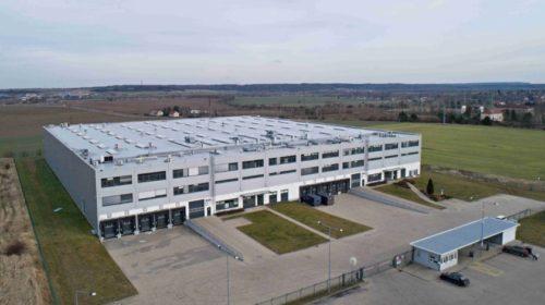 P3 expanduje akvizicí 10 000 m2 haly