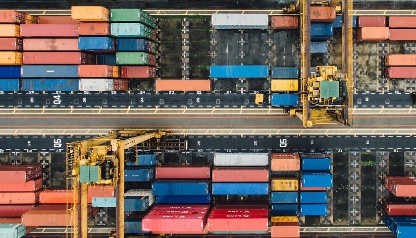 průmysl export
