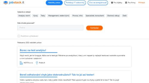 Jobstack.it je freemium