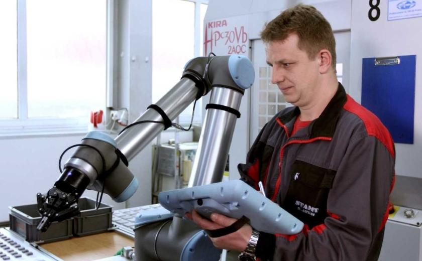 pronájem robotů