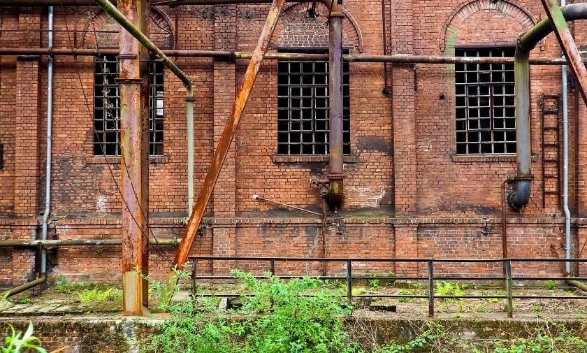 prumysl budova