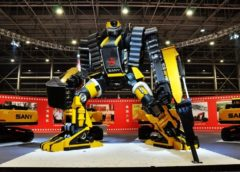 roboti průmysl
