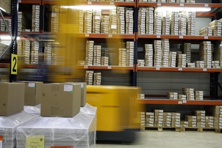 sklad logistika