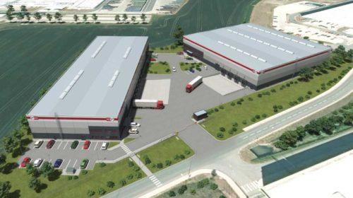 Dalších 23 000 m2 pro zázemí dodavatelů Škody Auto
