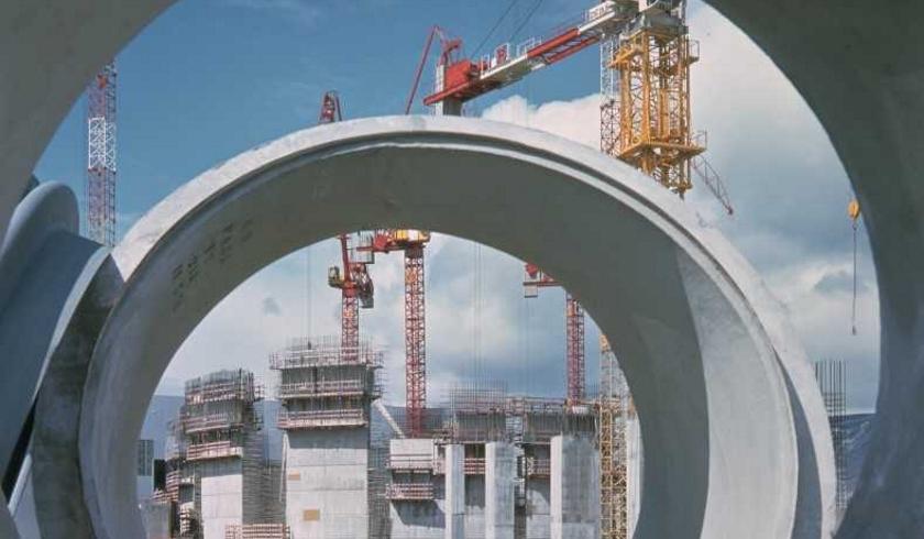 stavba staveniště